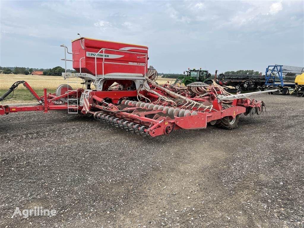 combiné de semis PÖTTINGER Terrasem C6 fertilizer