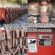 cueilleur à maïs OLIMAC Drago S18TR - Олимак Драго разборка. Винница pour pièces détachées