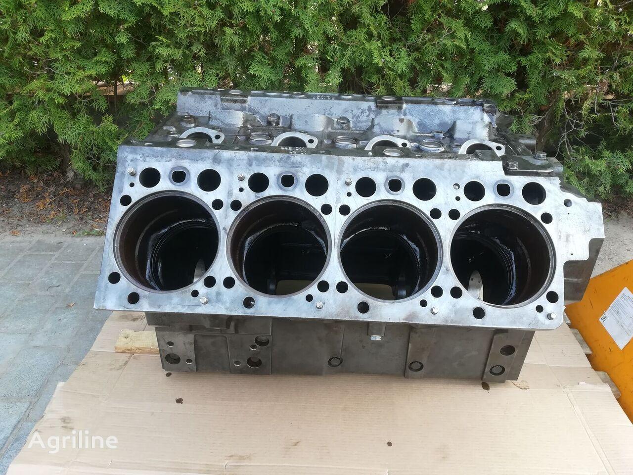 bloc-moteur MERCEDES-BENZ OM 502 LA pour moissonneuse-batteuse