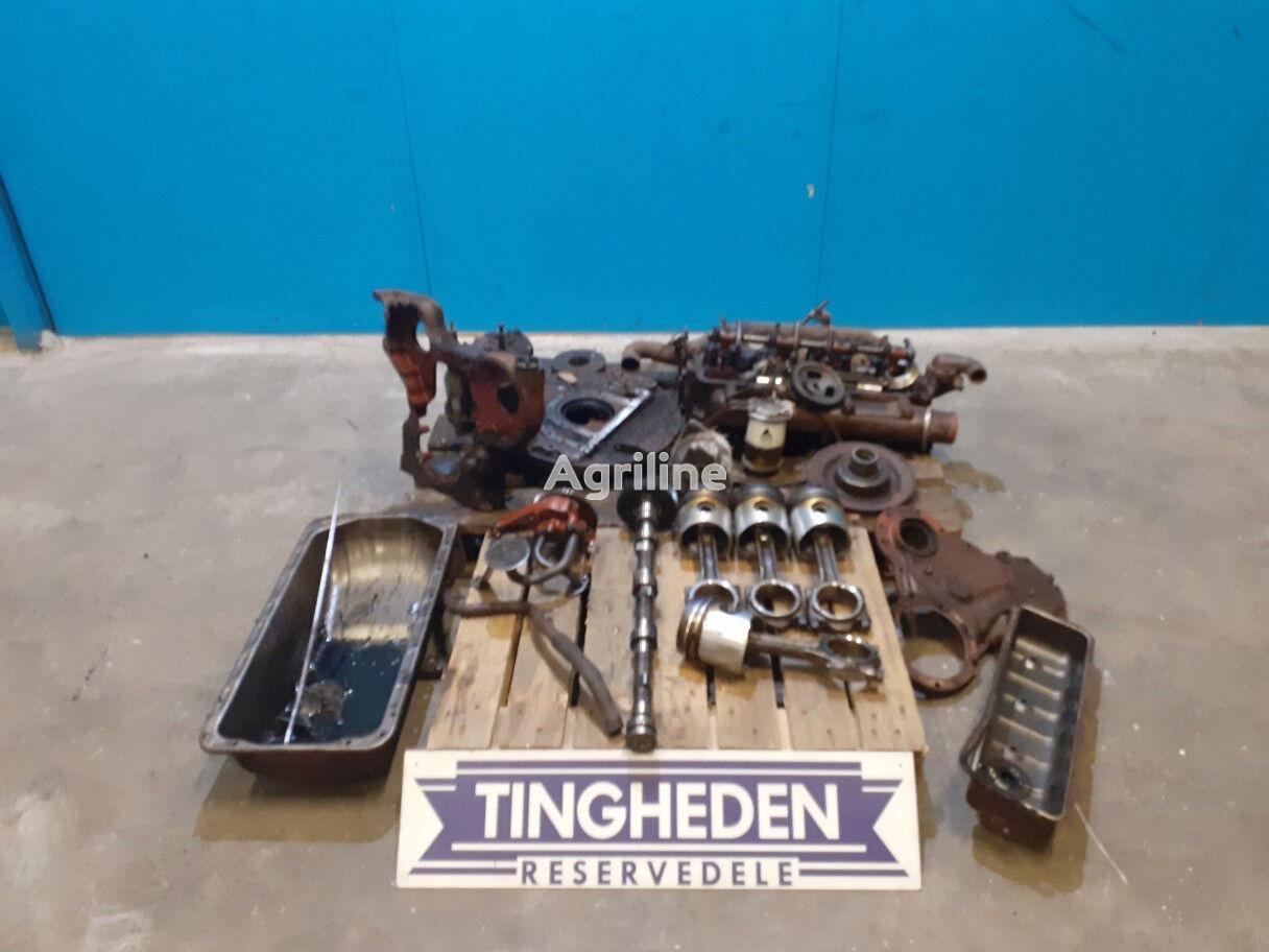 moteur Valmet 411DL pour moissonneuse-batteuse DRONNINGBORG 4000 pour pièces détachées