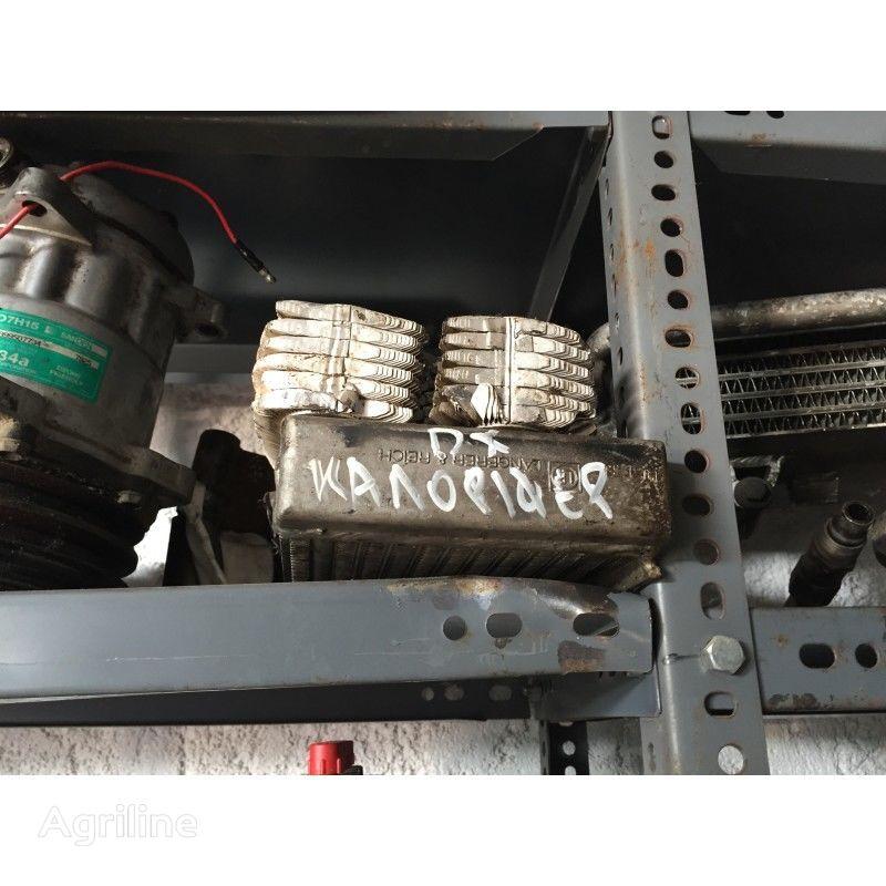 radiateur de chauffage DEUTZ-FAHR ALU pour tracteur DEUTZ-FAHR DX ALL