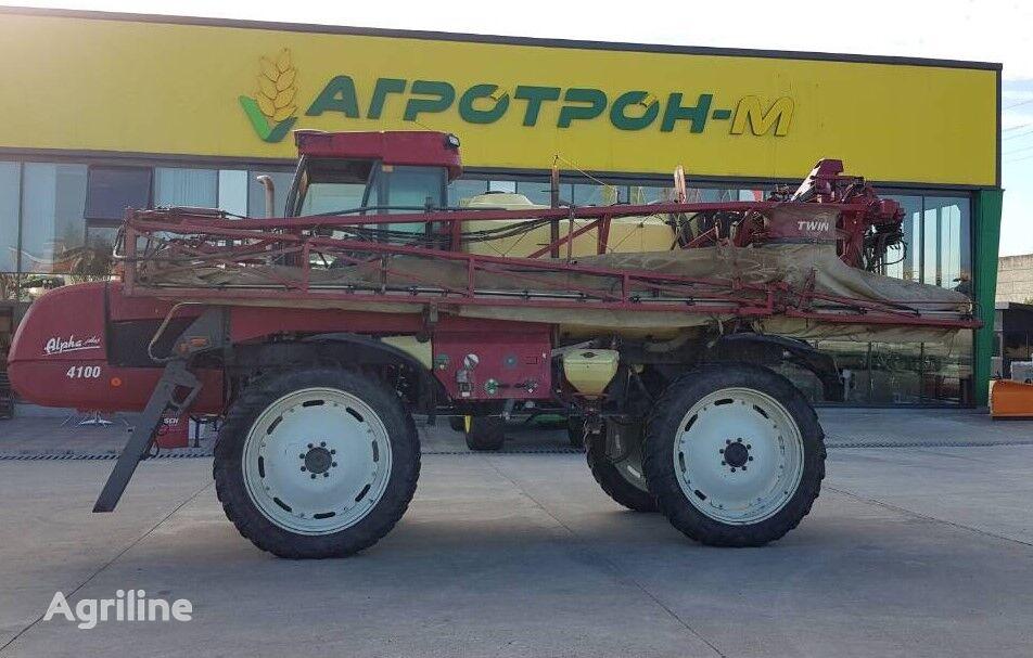 pulvérisateur automoteur HARDI Alpha Plus 4100