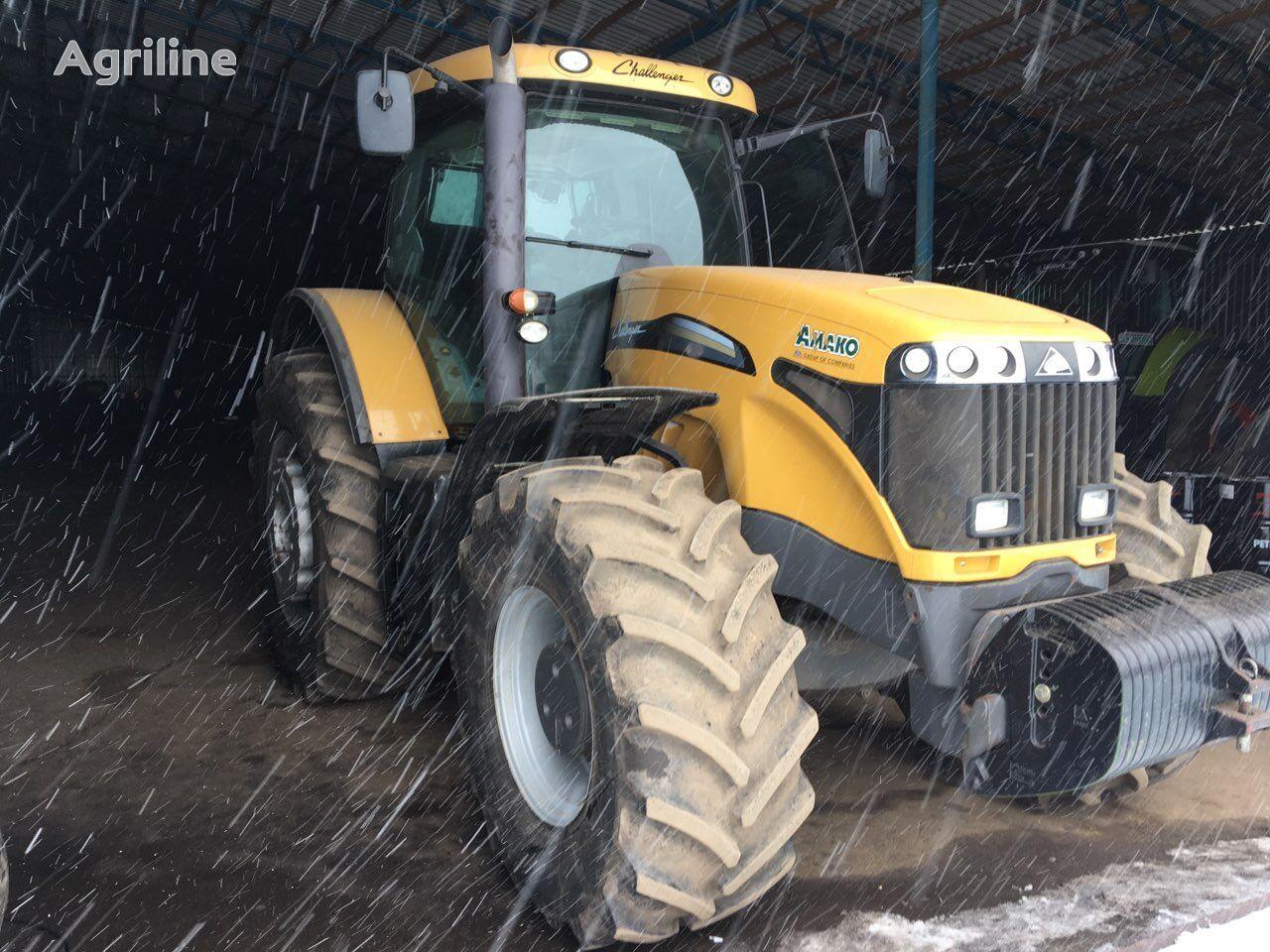 tracteur à roues CHALLENGER MT 655 C