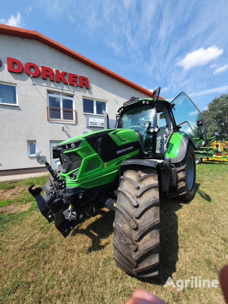 tracteur à roues DEUTZ-FAHR  6205 (207 Le) Agrotron Akció neuf