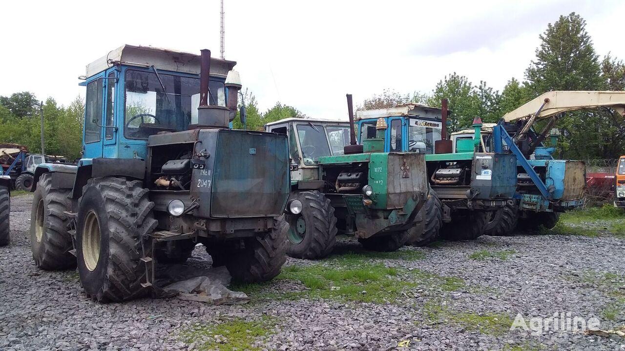 tracteur à roues HTZ