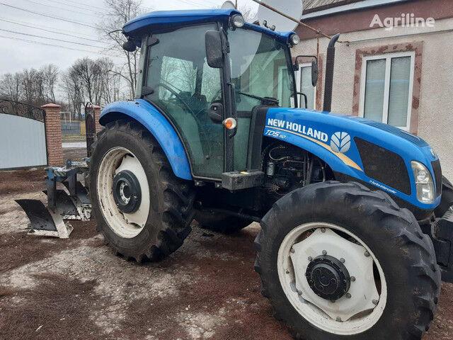 tracteur à roues NEW HOLLAND TD 5.110 №914